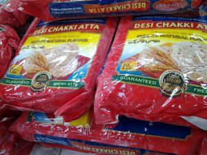 Desi Chakki Atta
